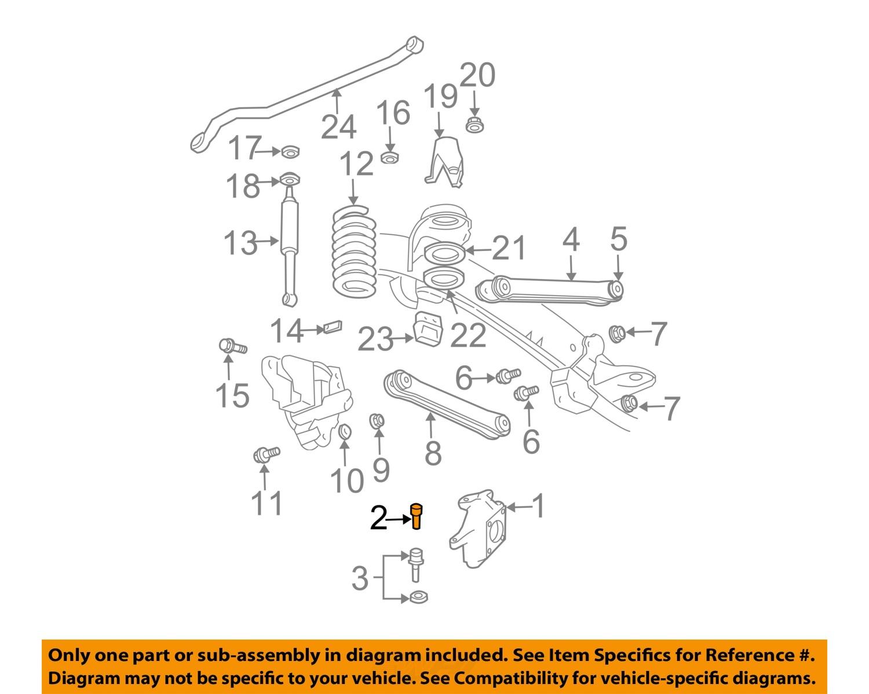 dodge ram front suspension diagram snow leopard anatomy chrysler oem 03 09 2500 upper