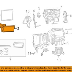 Car Air Conditioning Parts Diagram 1996 Honda Accord Fuse Box Circuit Maker