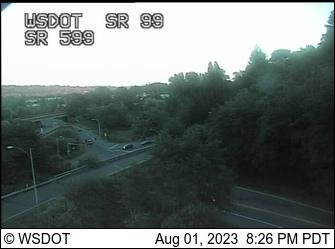 SR 99: SR 599 Interchange