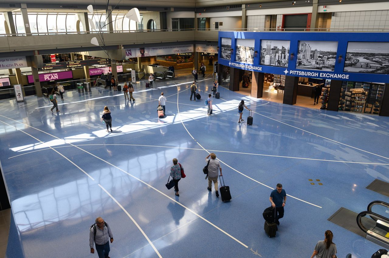 Pittsburgh Airport Ramps Up a Side Business: Real-Estate Developer ...