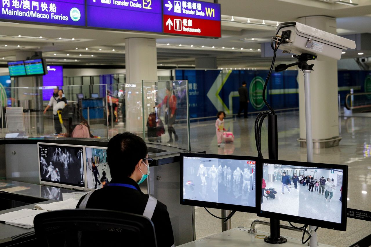 CDC to Screen Travelers From Central China for New Virus - WSJ