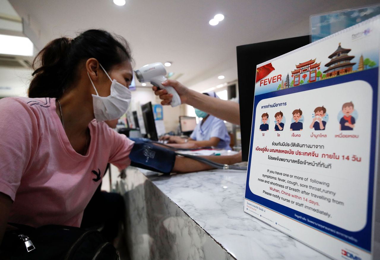 Drugmakers Rush to Develop Vaccines Against China Virus - WSJ