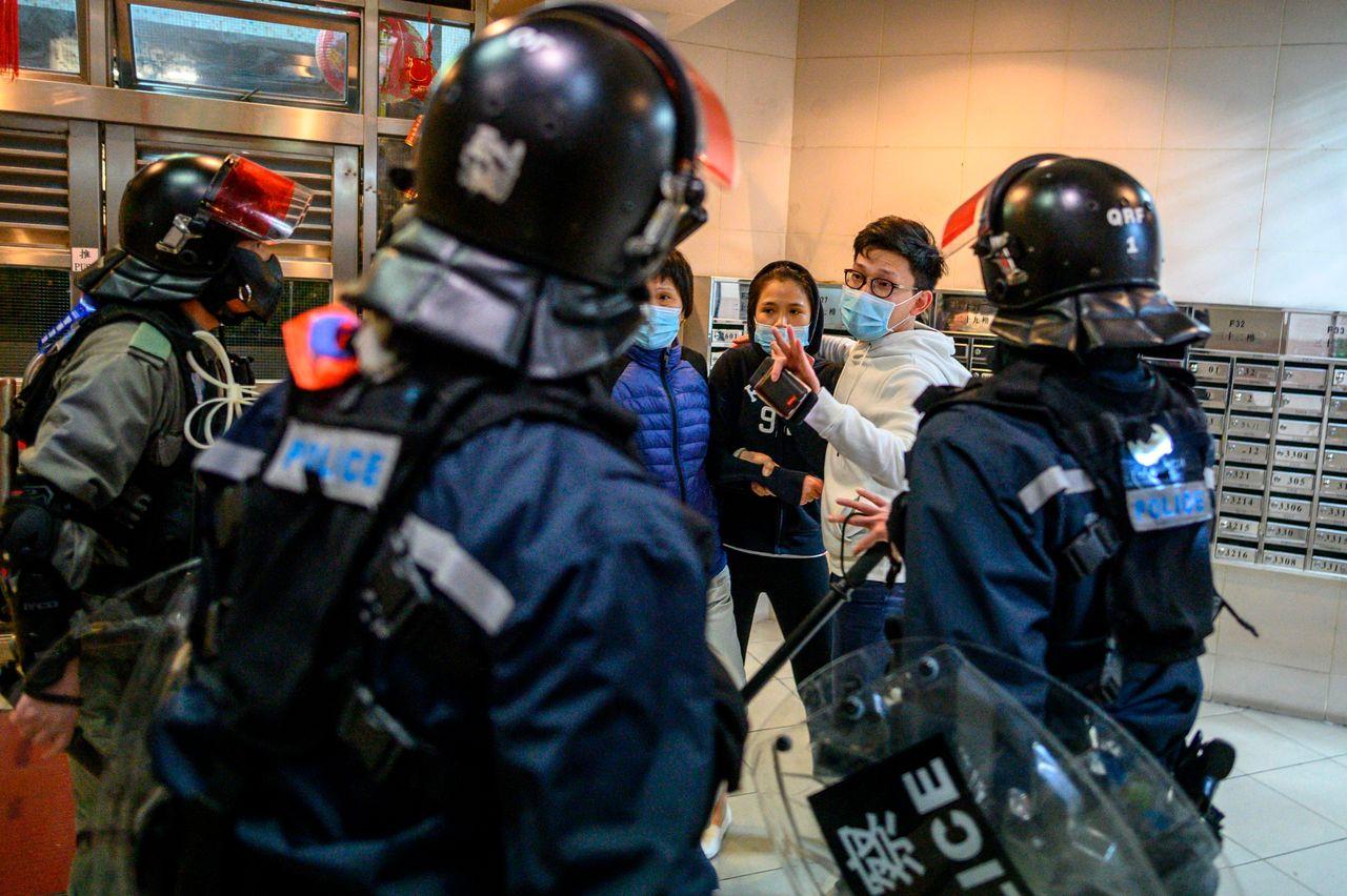 Coronavirus Hits Hong Kong as Economy Reels From Protests - WSJ
