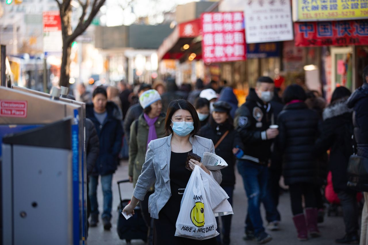 Some Lunar New Year Events in New York Canceled Over Fear of ...