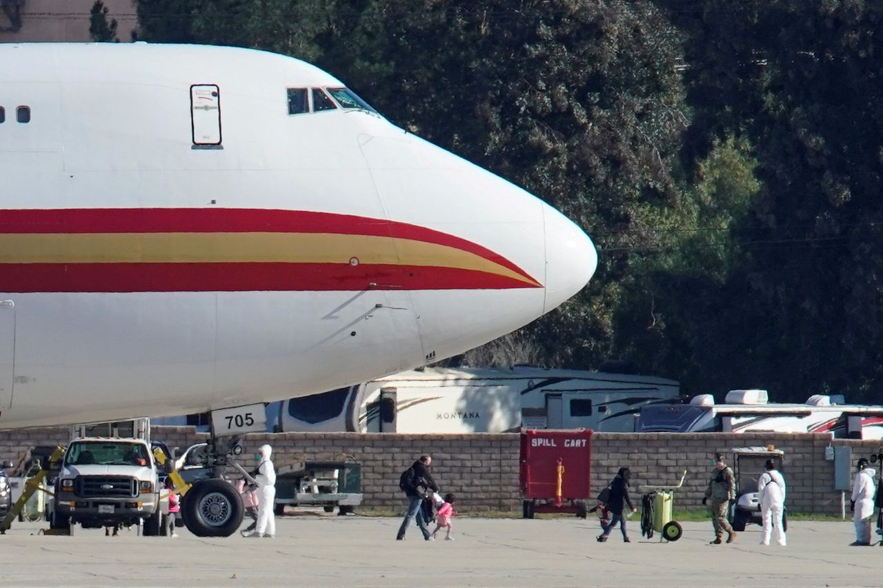 U.S. Sets Second Evacuation of Americans From China - WSJ