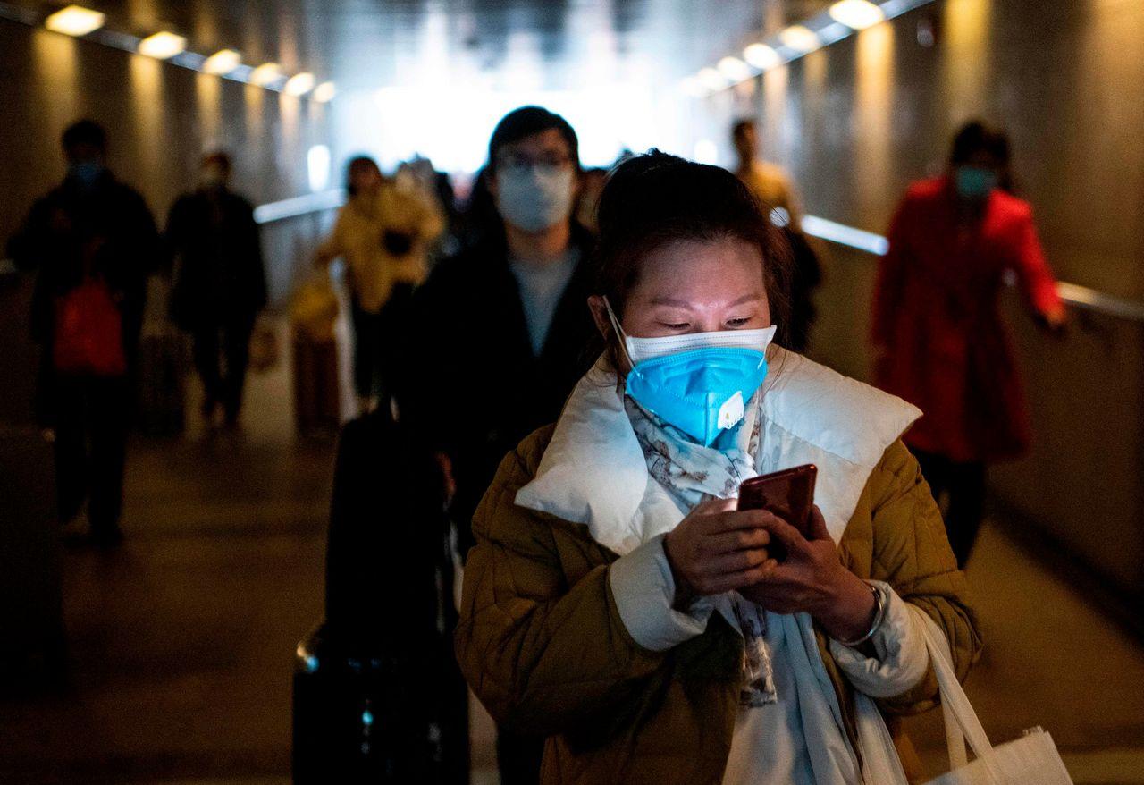 Coronavirus Outbreak Has Killed More People Than SARS - WSJ