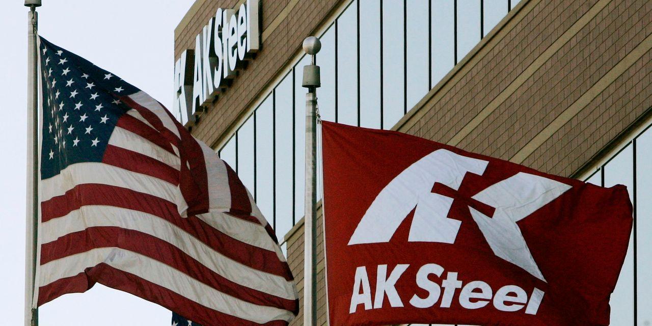 Political Lobbying on Steel Tariffs - WSJ