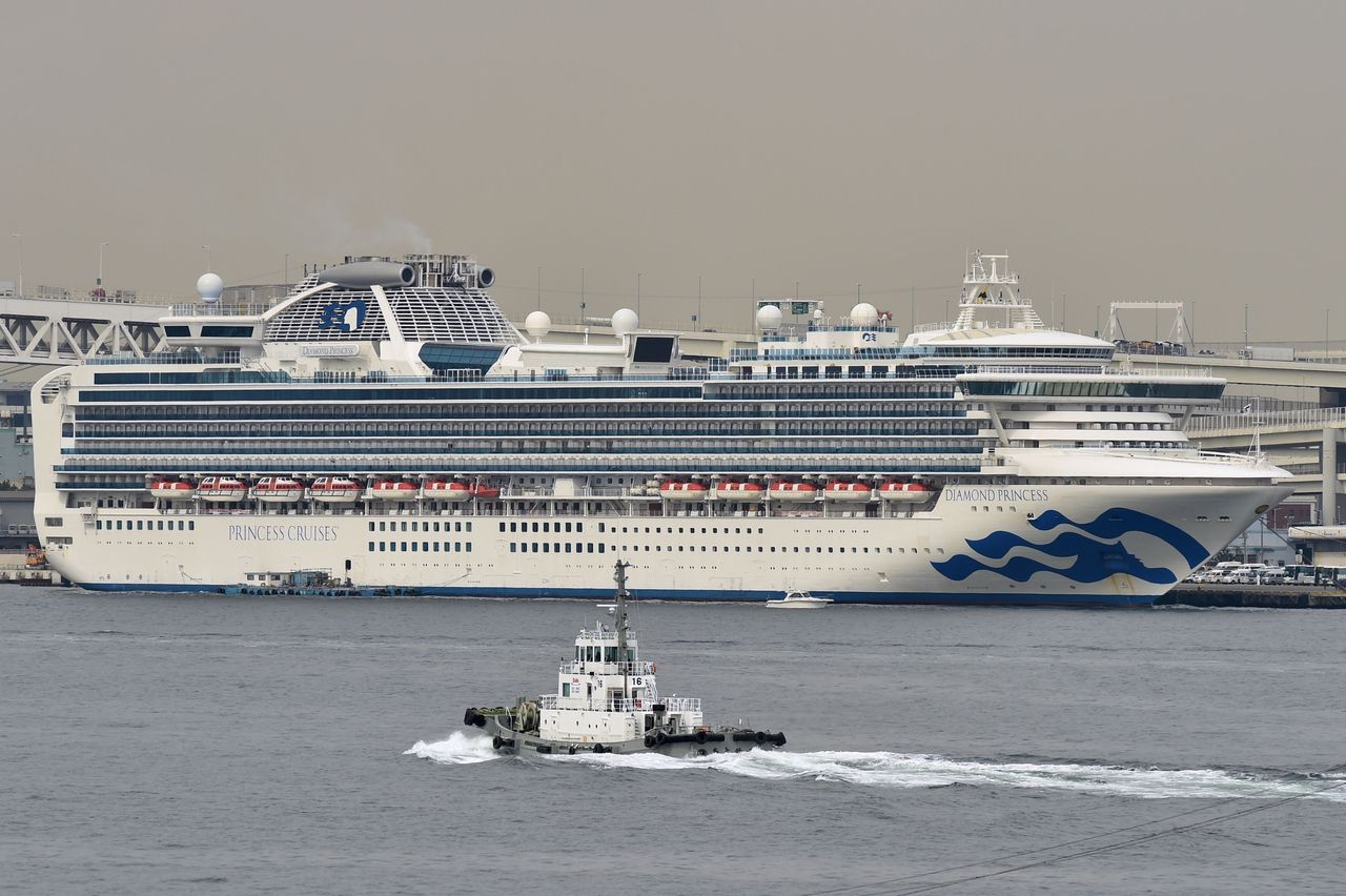 Coronavirus Cruise Ship to Set Sail Again in April, After Thorough ...