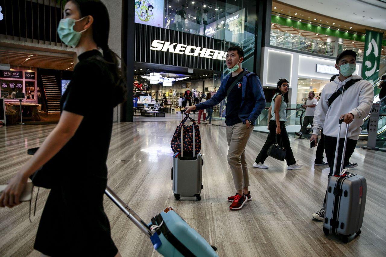 How One Singapore Sales Conference Spread Coronavirus Around the ...