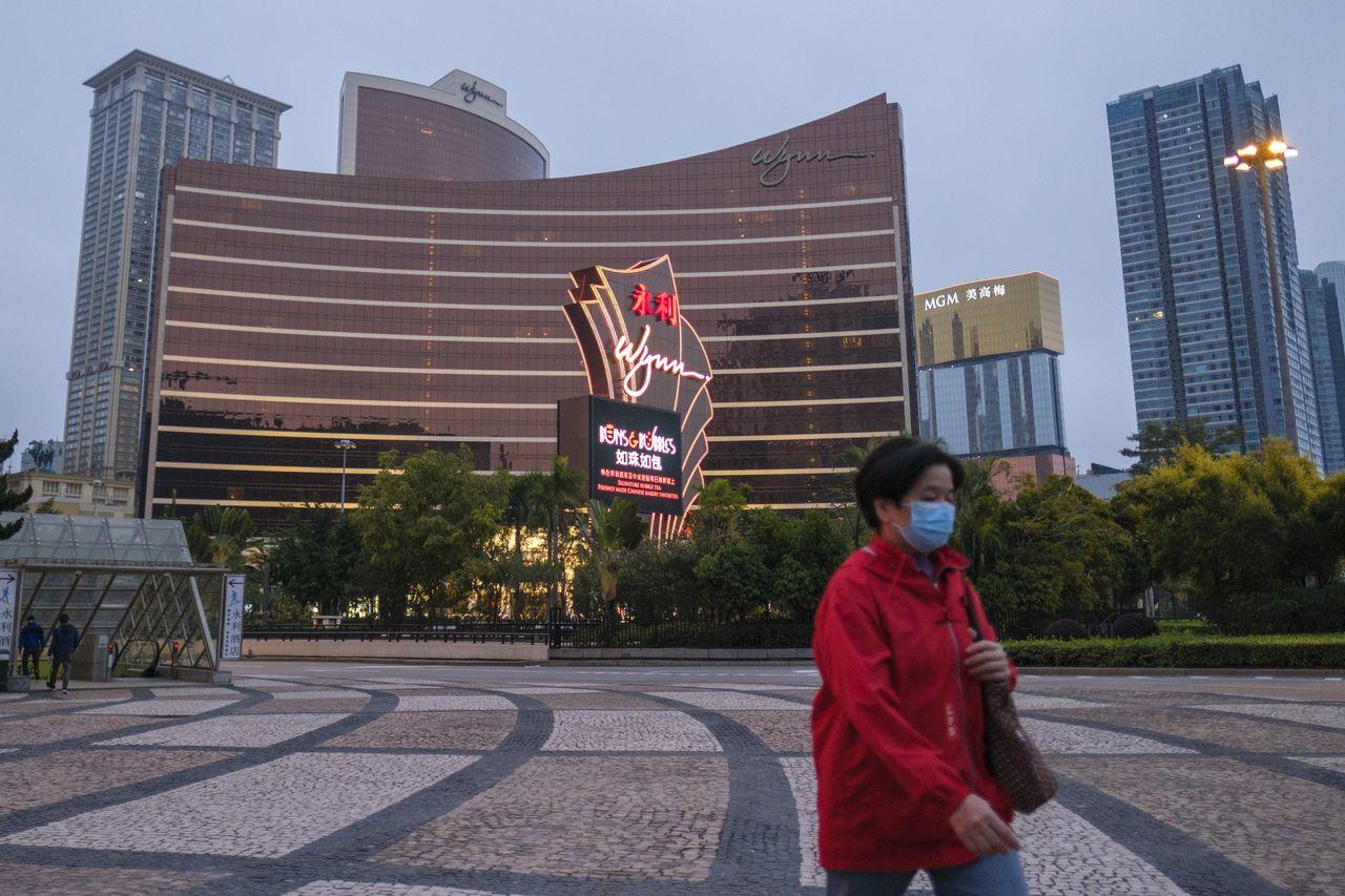 Coronavirus Has Started an Unlucky Streak for Casinos - WSJ