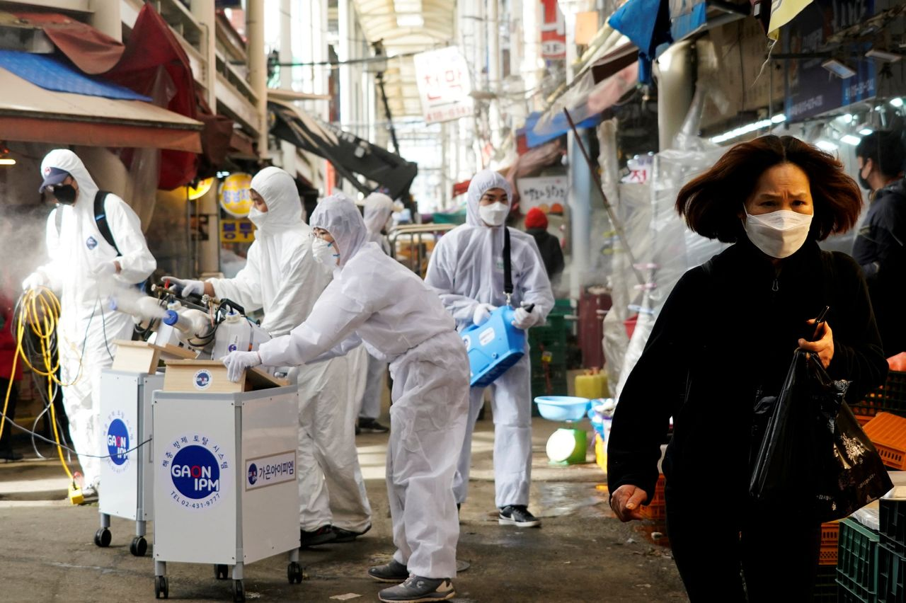 Can Supply Chains Survive the Coronavirus? China, the U.S. and ...