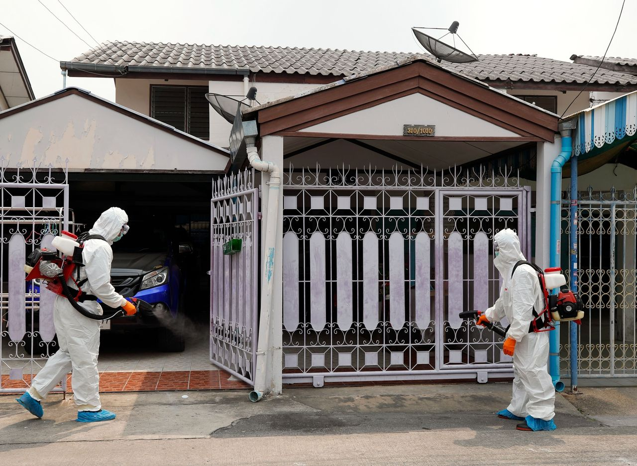 Coronavirus Quarantine Breakers and Evaders Face Fines, Jail Terms ...