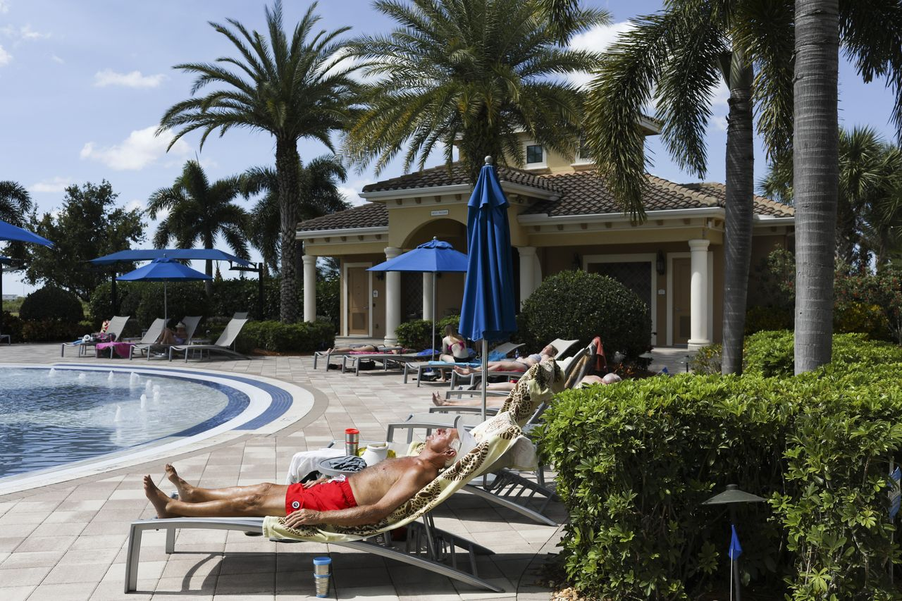 Florida Senior Communities Try to Maintain Normalcy While ...