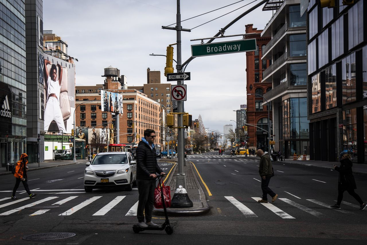 New York City Residents May Have to Shelter in Place, de Blasio ...