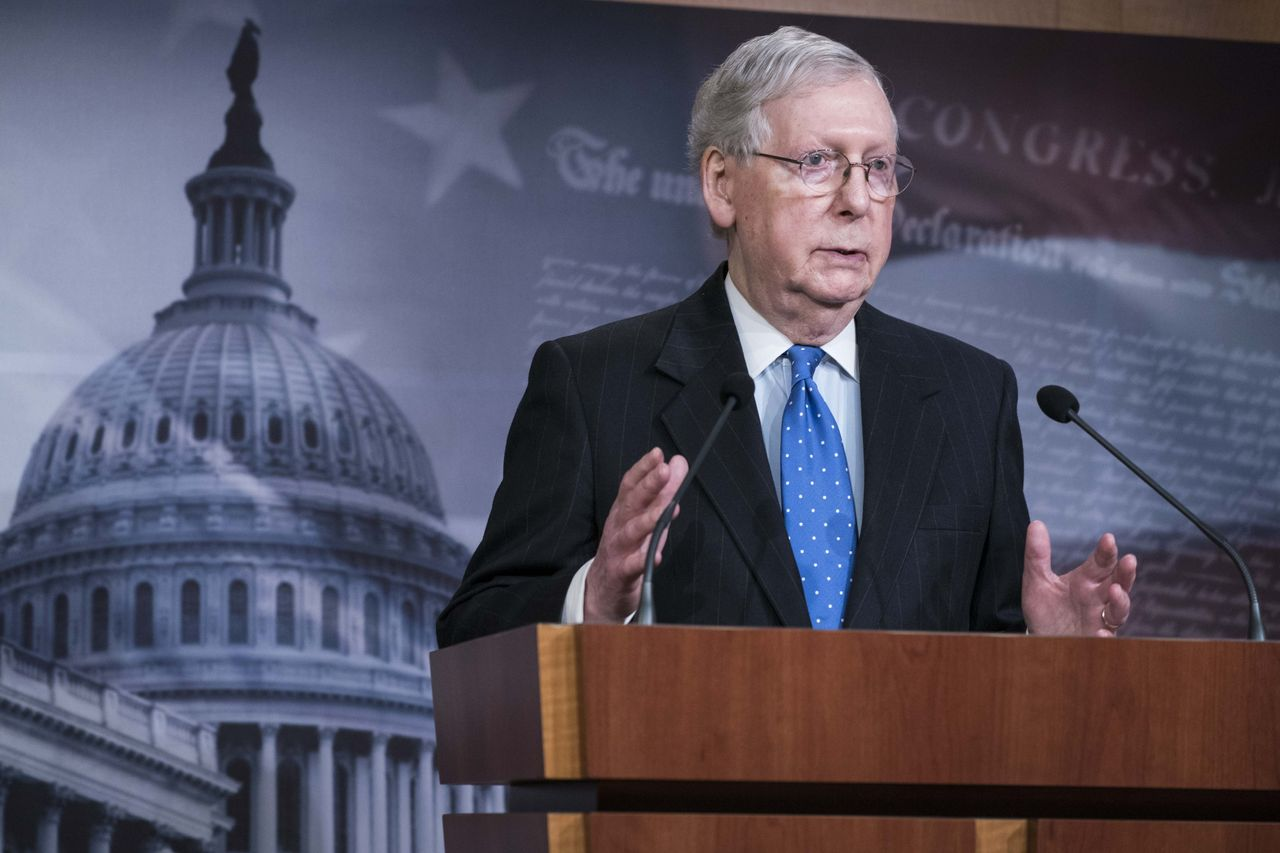 Senate Passes Paid-Leave Bill to Combat Pandemic, Turns to ...