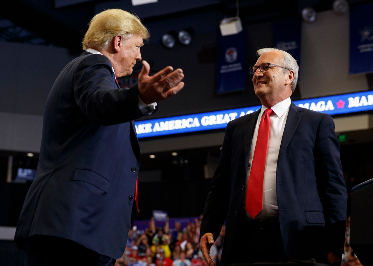 Trump Attacks Koch Brothers After GOP Donors Shy Away From Candidate ...
