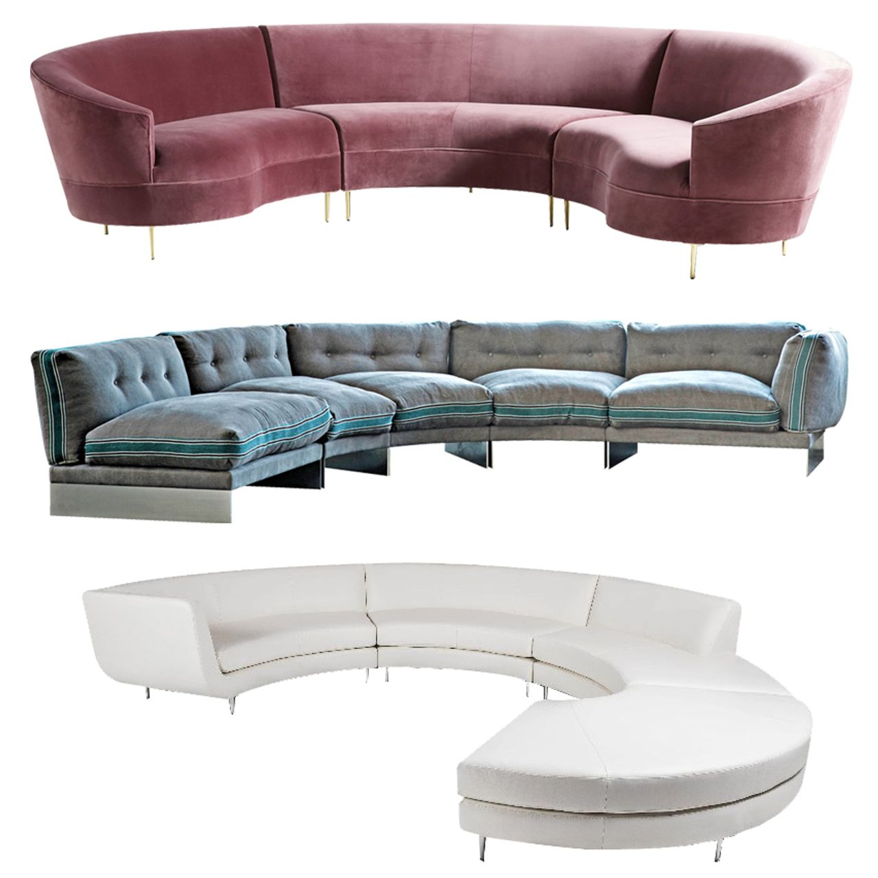 the newly trendy sofa that will change