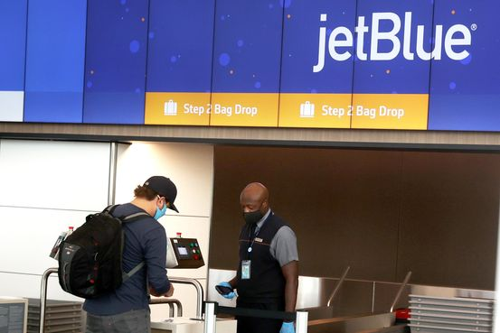 JetBlue Explores Fresh Marketing for a Post-Pandemic World