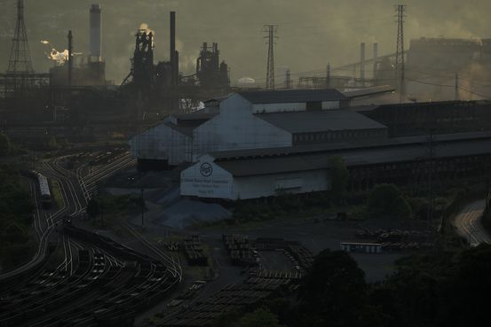 U.S. Steel Plans New U.S. Mill as Prices Surge