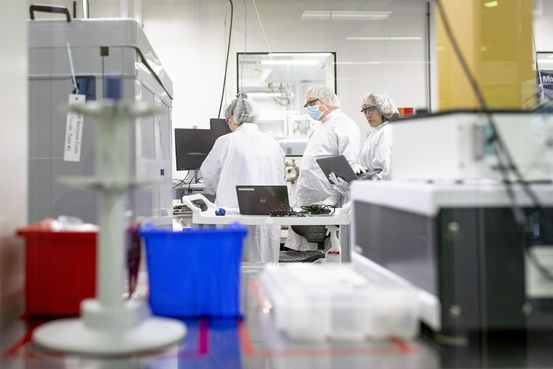 Moderna to Build Vaccine-Manufacturing Plant in Africa