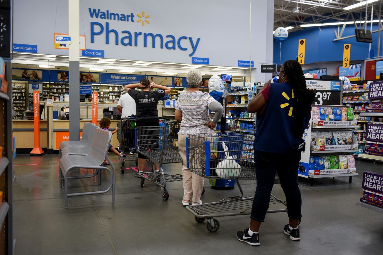 transport chair cvs chicco travel high instructions walmart could leave caremark pharmacy networks amid dispute wsj health says split with pharmacies would affect employer and medicaid customers