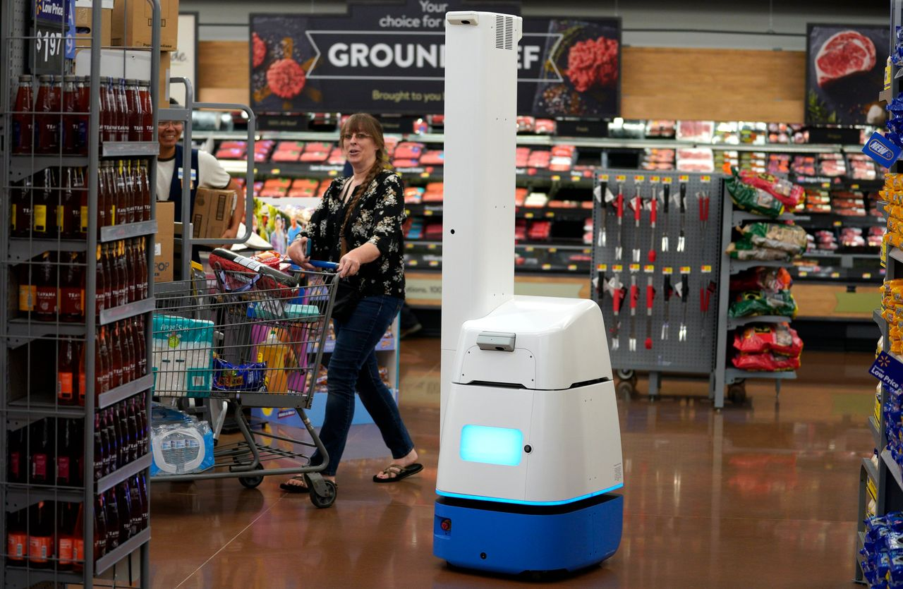 new job for robots