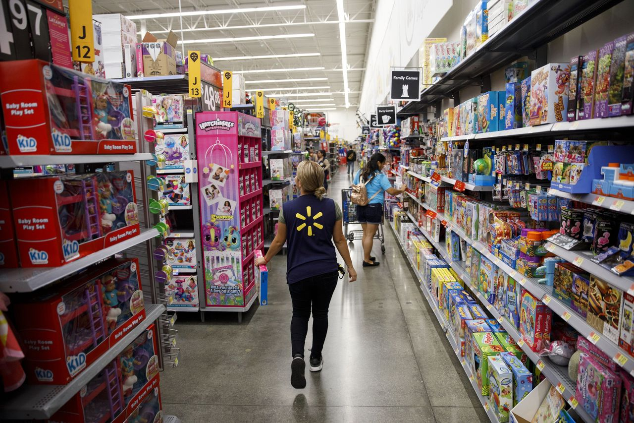 walmart to try thinning