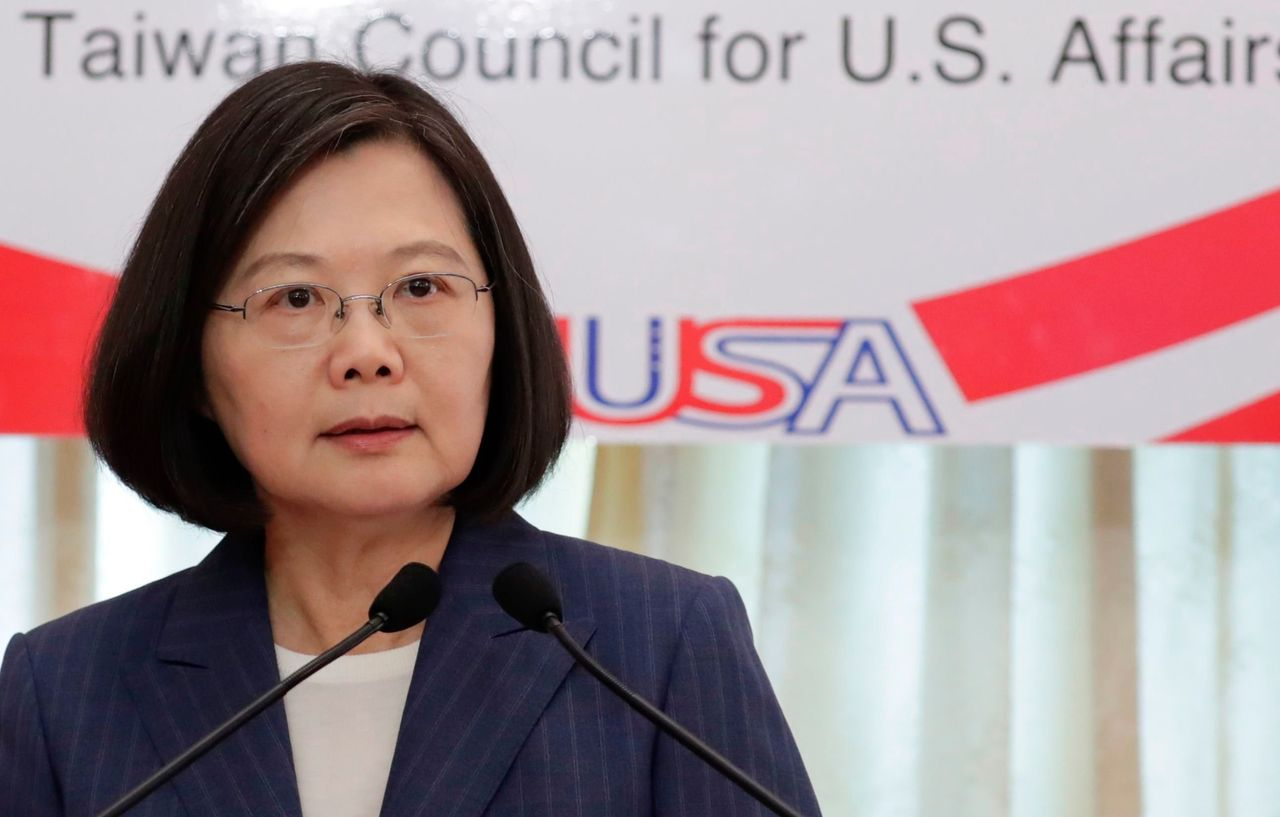 China To Sanction U S Companies For Arms Sales To Taiwan Wsj