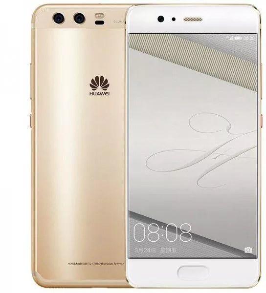 Huawei P10 Vtr L29 Dual Sim 64gb 4gb Ram 4g Lte Dazzling Gold