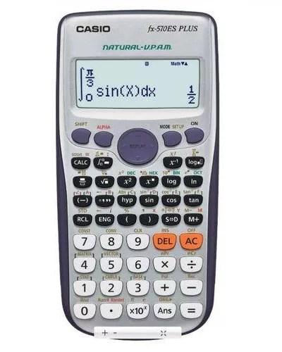 Casio آلة حاسبة Fx 95es Plus
