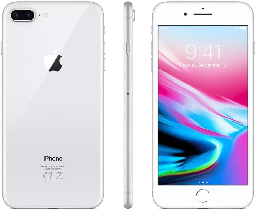 سعر ومواصفات Iphone 8 Plus 64gb Silver من Ishop فى مصر ياقوطة