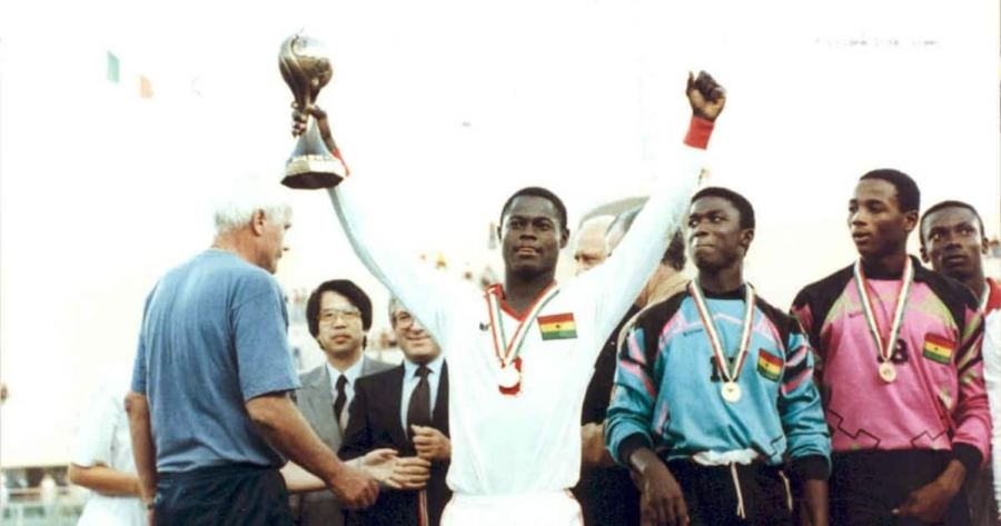 FIFA celebrates 30th anniversary of Ghana's first World Cup triumph