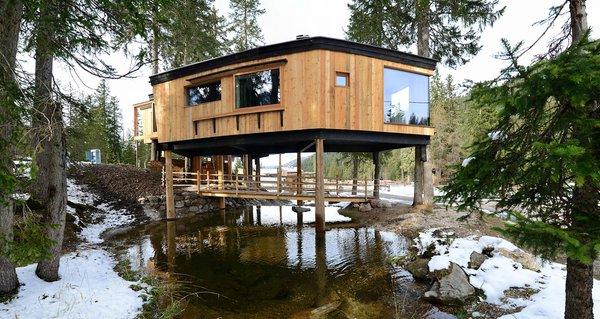 Wellnesshotel Mountain Resort Patzenfeld  Moso  Alta Pusteria
