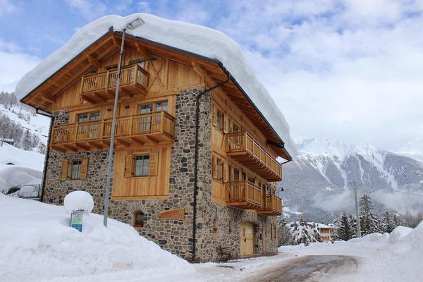 Appartamenti Casa Marizzoni  Peio Terme  Val di Sole e Val Rendena