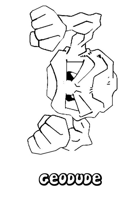 Dibujos Para Colorear Pokemon Riolu