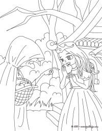 Colorear Hansel Y Gretel Cuento Para Picture to Pin on