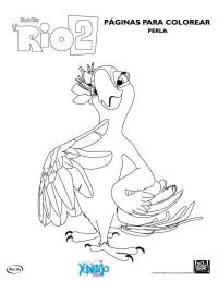 Rio 2 Dibujos Para Pintar - Dibujos Para Pintar