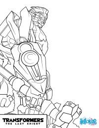 Dibujos De Megatron Para Colorear Dibujos Para Colorear