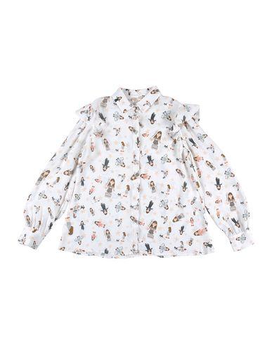 Elisabetta Franchi Patterned Shirts & Blouses Girl 9-16