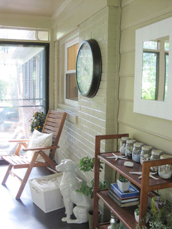 We Took On An Exterior Brick Wall Paint Job And Lived To Tell The Tale