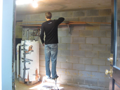 Waterproofing A Basement And Getting Rid Of Mold  Mildew