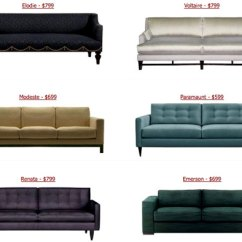 Cheap Sofa Los Angeles Dunbar Vine The Look For Less? Couches From Custom Design ...