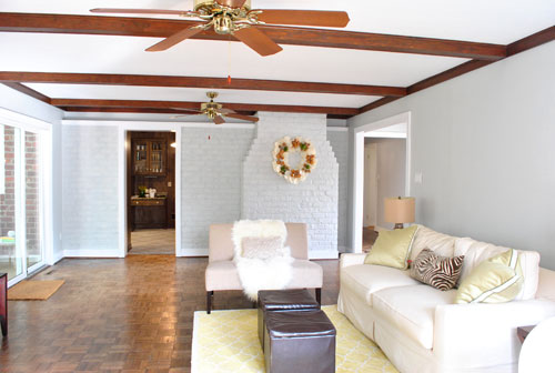 paint colors for living rooms with white trim interior decorating ideas room huzzah we painted the wood in our young house love