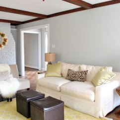 Paint Colors For Living Rooms With White Trim Tile Floor Designs Huzzah We Painted The Wood In Our Room Young House Love