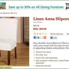 Anna Slipcover Chair Collection Nice Folding Chairs Adding Some Linen Slipcovers And Shrinking Them To Fit Young