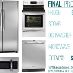 Lowes Kitchen Appliances Console How We Saved Money 63 Off On Our Young House Love