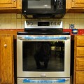 So remember that microwave that we got a great deal on a couple of