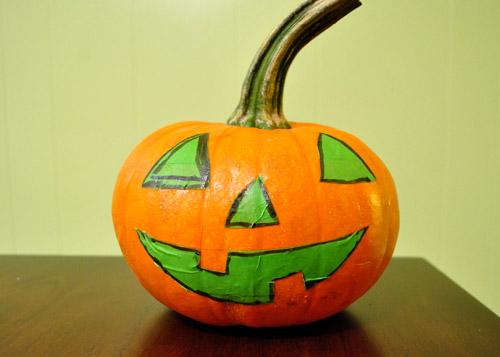 Pumpkin Decorating Googly Eyes Markers Mummies