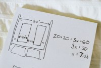 Spacing Out And Hanging Two Pictures Over The Bed | Young ...