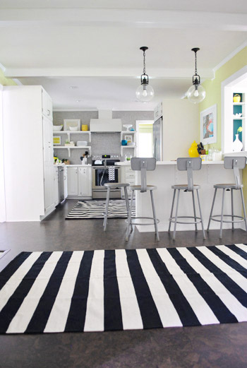 Even Though The Pattern Was Simple, The High Contrast Black Versus White  Was Very Visually Demanding. We Thought That Eliminating One Of Them (in  The ...